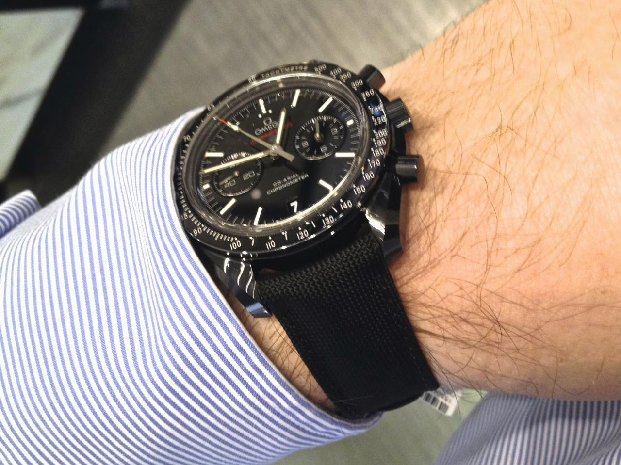 omega speedmaster dark side of the moon repliche orologi