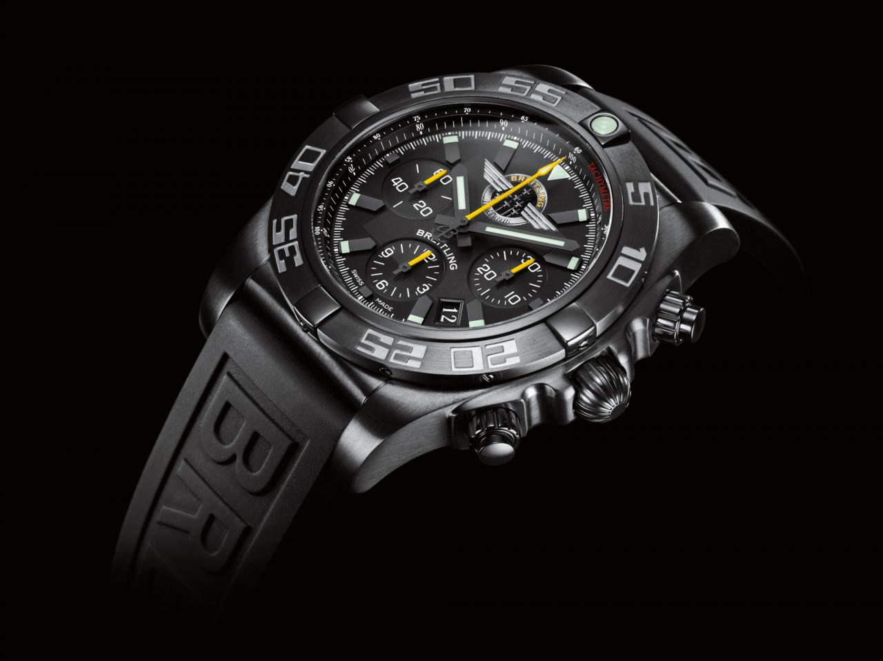 breitling chronomat 44 gmt limited edition