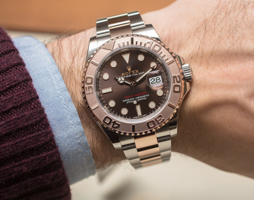 Rolex Yacht-Master 40 watches