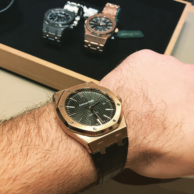 Audemars Piguet Royal Oak 41mm
