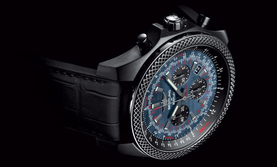 breitling bentley b06 midnight carbon