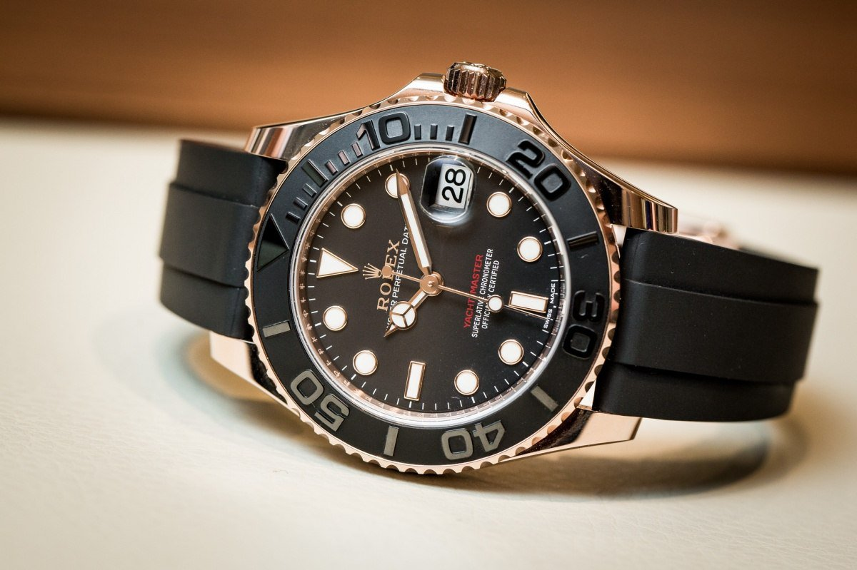 Rolex Oyster Perpetual Yacht-Master